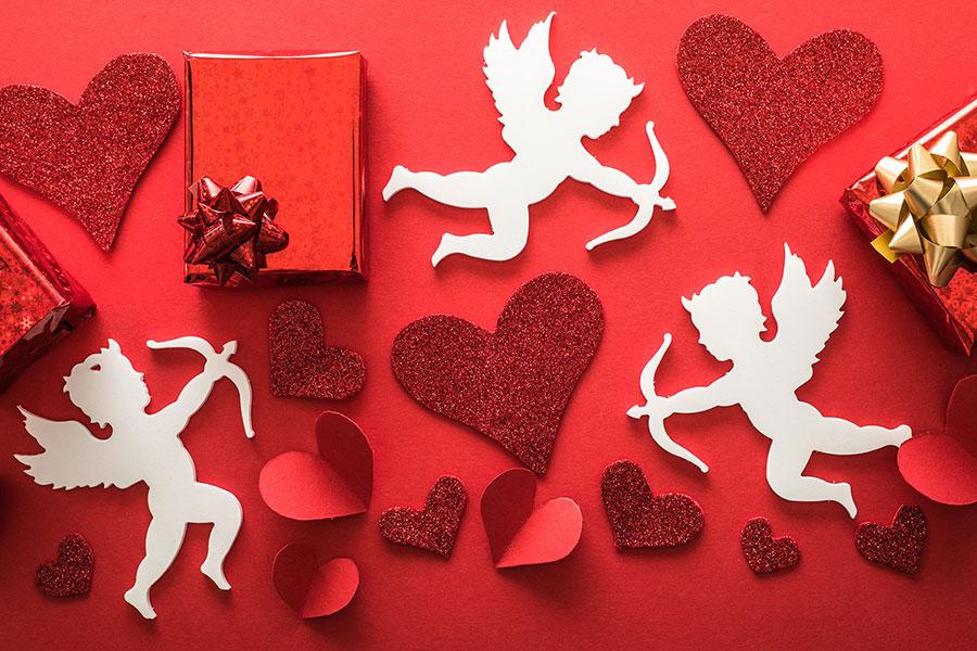 La Saint-Valentin : au cœur de la fête des amoureux !